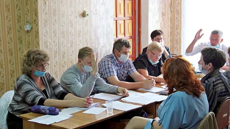 Облсуд признал законным сельсовет из четырех депутатов