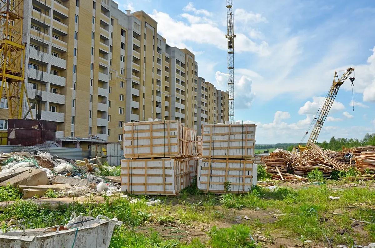 Рейтинг микрорайонов города Владимира: Веризино