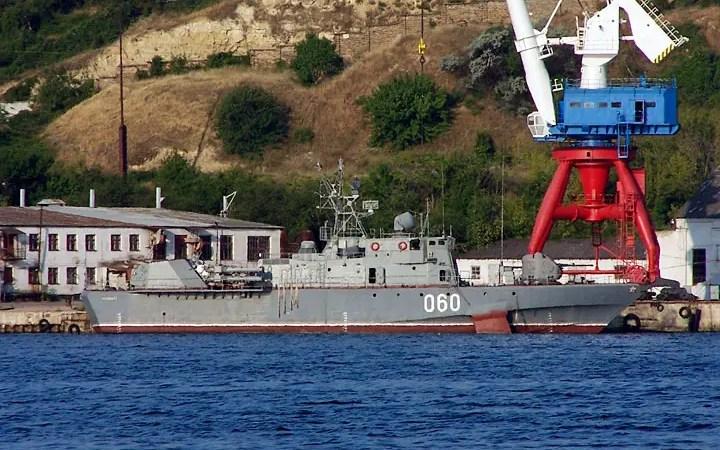 Подшефный корабль «Владимирец» сдадут в утиль