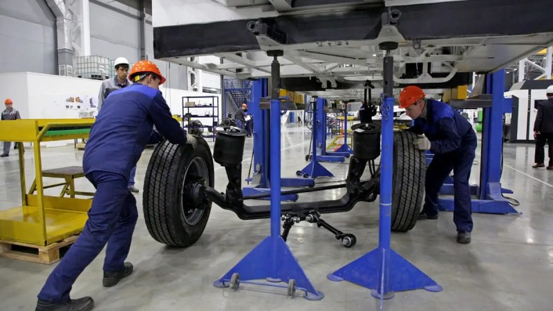 Завод «Волгабас» в 2020 году потерял полмиллиарда рублей
