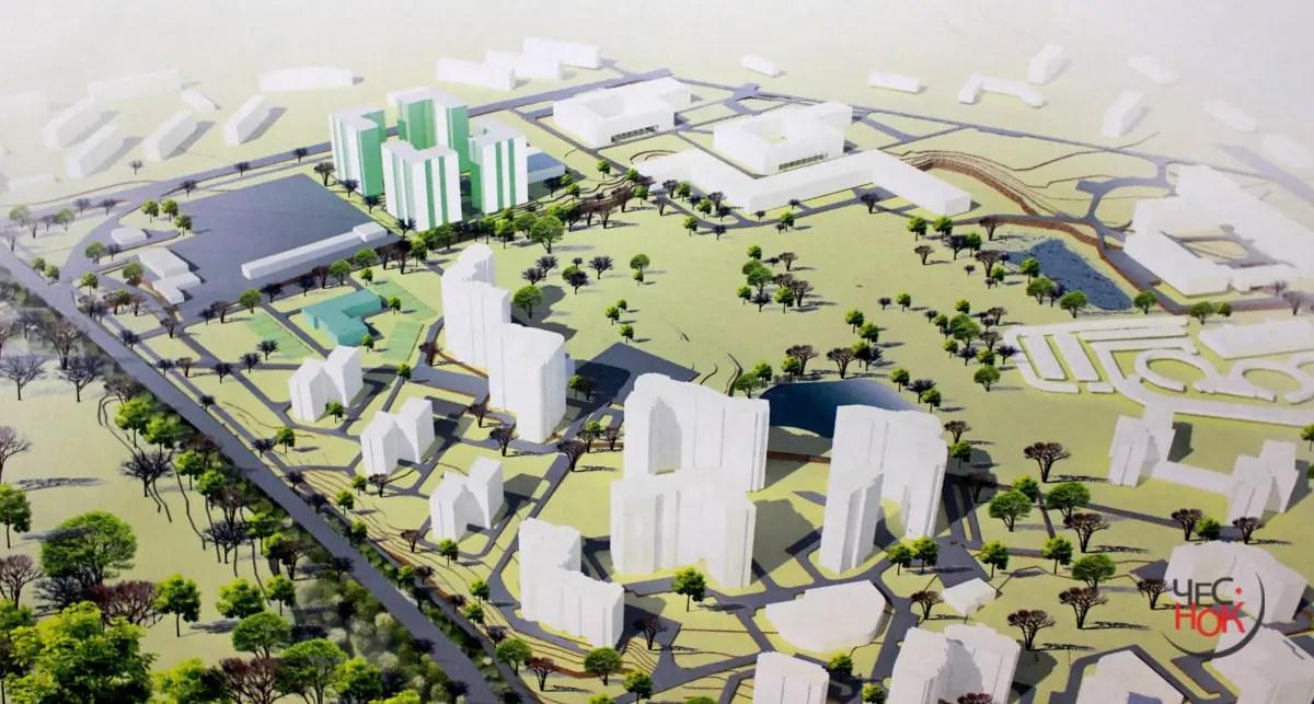 Квартал у ВлГУ полностью застроят многоэтажками и соцобъектами