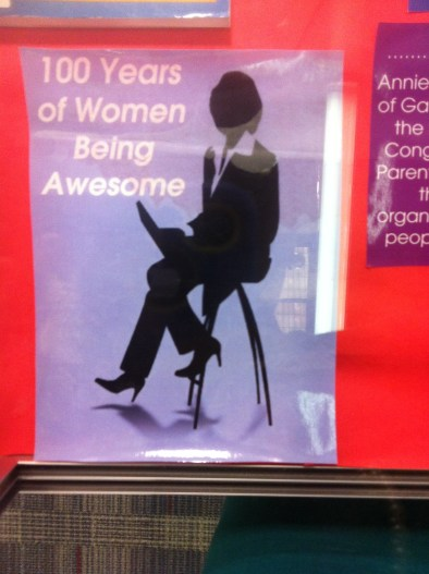 100 Years of Women Being Awesome