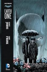 Batman - Earth One (#ChesnuttLibrary New Books)