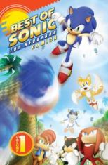 Best of Sonic the Hedgehog (#ChesnuttLibrary New Books)