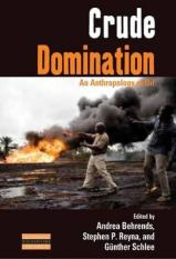 Crude Domination (#ChesnuttLibrary New Books)