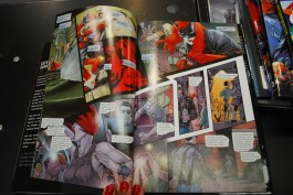 Chesnutt Library - Graphic Novels (new books shelf)