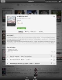 Calculus One - iTunesU - Chesnutt Librarian Blogs, Chesnutt Library