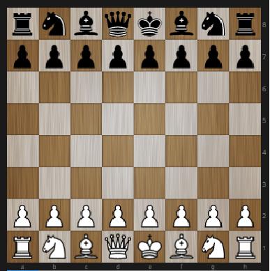 viziune combinată în șah)