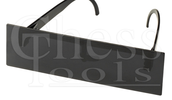 CT-255 Black bar glasses