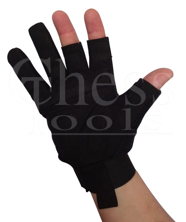 CT-977 Techician´s Glove w. 3fingers free, L9