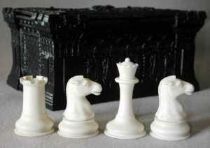 The Carrara Chessmen