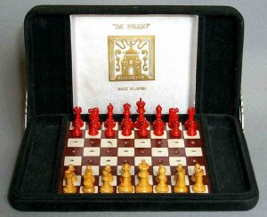 The Mikado Travel Chess Set