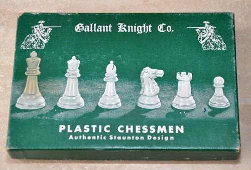 Gallant Knight Mottled Travel