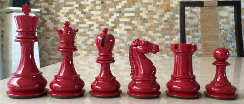 British Chess Company Improved Staunton Chess Pieces