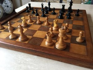 British Chess Company Staunton Chess pieces