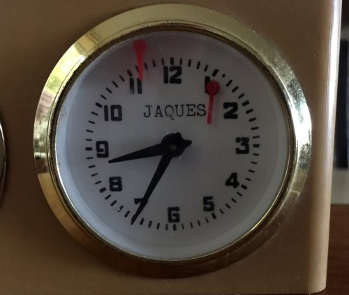 Jaques Chess Clock