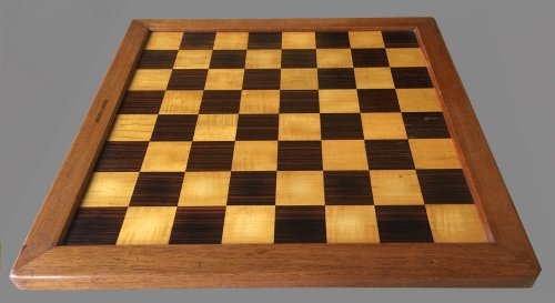 Antique Jaques London Chessboard