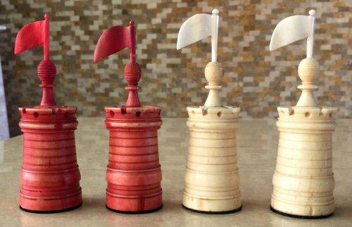 Type II English Barleycorn Chessmen