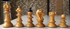 Austrian Coffeehouse Reproduction Chessmen