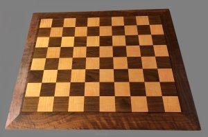 Capablanca Chess Rosewood Chessboard