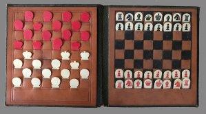 Catlin's Pocket Chess Set