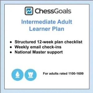 Intermediate Adult Learner Plan