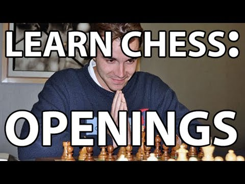 Everything You Need To Know About Chess: The Opening!