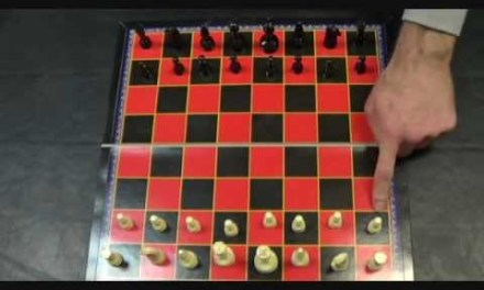 HOW CHESS PIECES MOVE – Beginner Tutorial