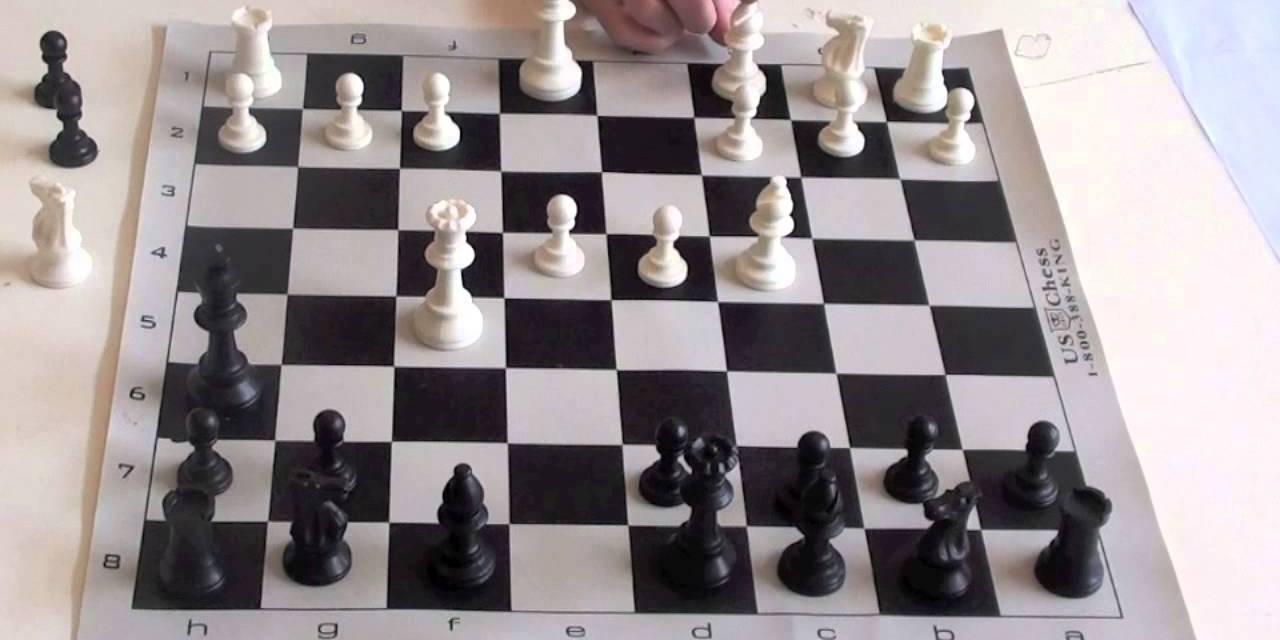 Chess Tutorial #10 (e4 e5 Nf3 f6)