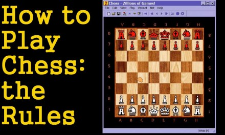 How to Play Chess: The Rules