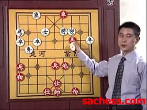 xiangqi(chinese chess) basic tutorial-zhangqiang part4