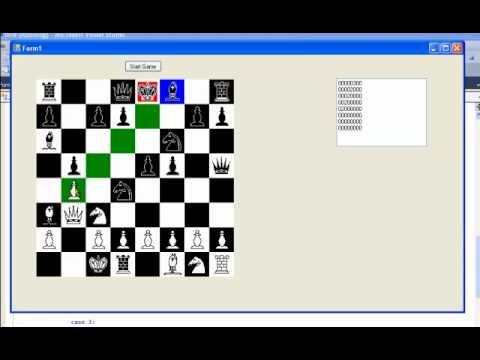 Chess C#