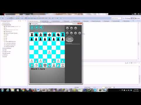 Android Chess Demo