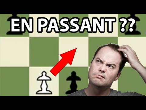 "Learn Chess: How to Capture ""En Passant"""