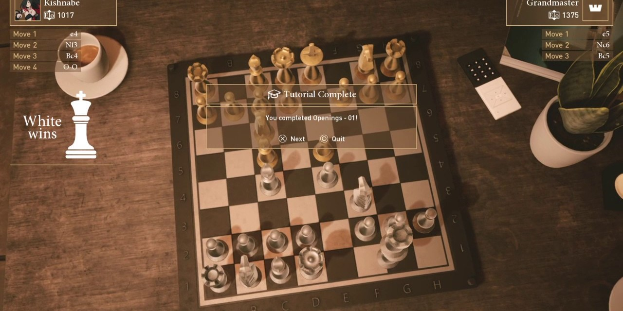 Chess Ultra PS4: Tutorial (Bronze Trophy Included)
