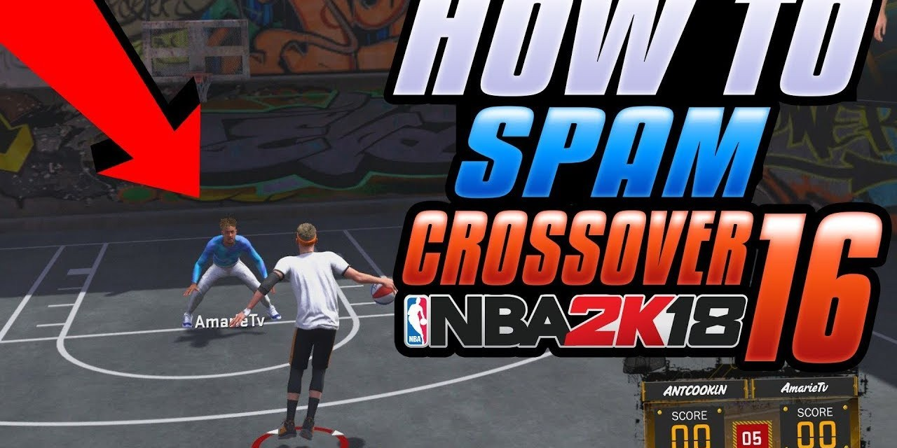 NBA 2K18 CROSSOVER 16 SPAM TUTORIAL!! | CHESSIEST DRIBBLE EXPLOIT AFTER PATCH 1 | BEST DRIBBLE COMBO