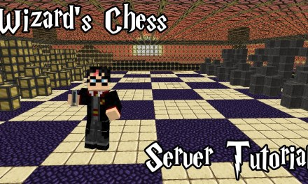 Minecraft | Server Tutorial | Wizards Chess