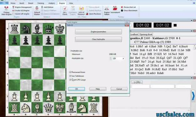 A first look at the new Fritz13 chess program! (Fritz Tip #0018)