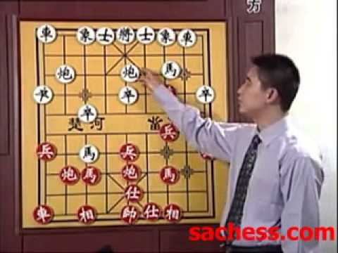 xiangqi(chinese chess) basic tutorial-zhangqiang part7