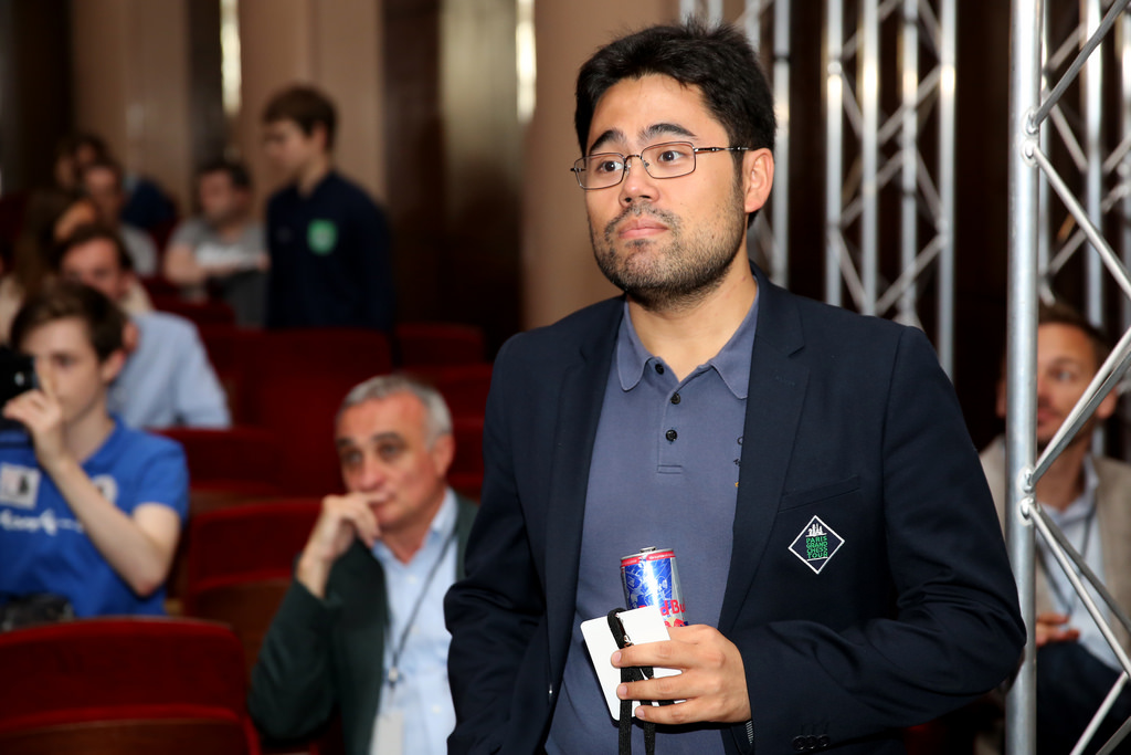 Hikaru Nakamura is the King of Grand Chess Tour Paris 2016