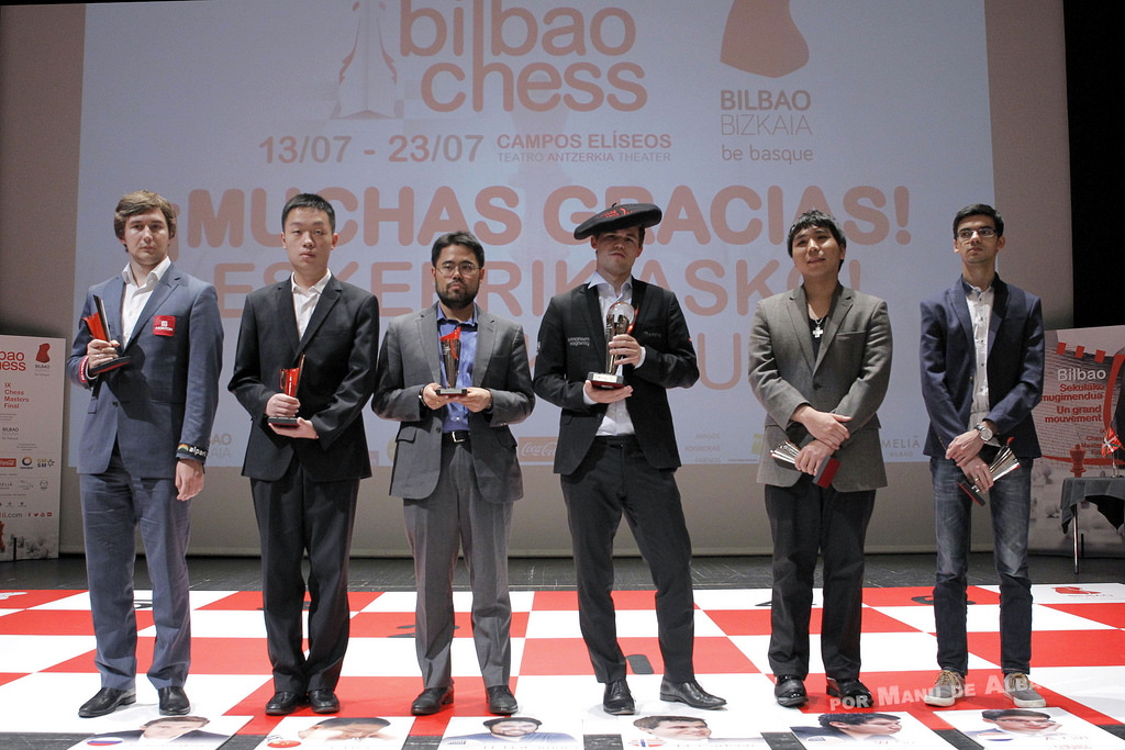 Magnus Carlsen wins Bilbao Masters Final 2016