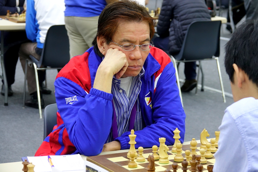 Philippines Lost to Australia to Settle for 58th Place in the Final Ranking (Open)