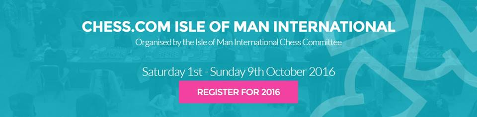 Isle of Man International Chess Tournament 2016