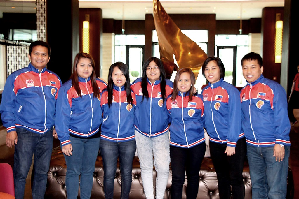 Philippines Sweeps Algeria in Round 5 Baku 2016 Chess Olympiad (Women)