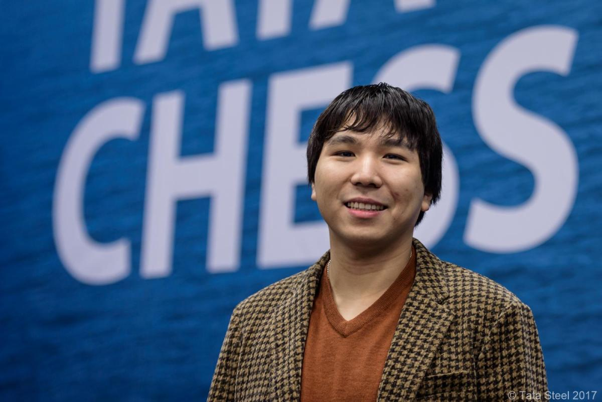 Wesley So Leads by a Point at the End of Round 10 Tata Steel Masters 2017
