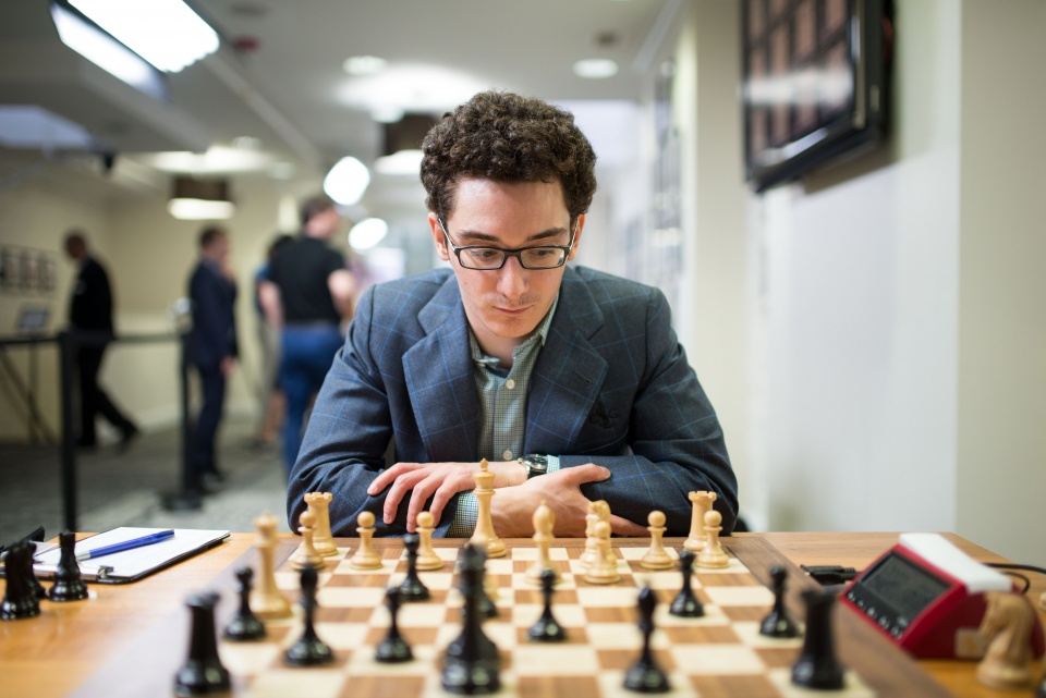 Round 6 US Chess Championship 2017 – Caruana Wins