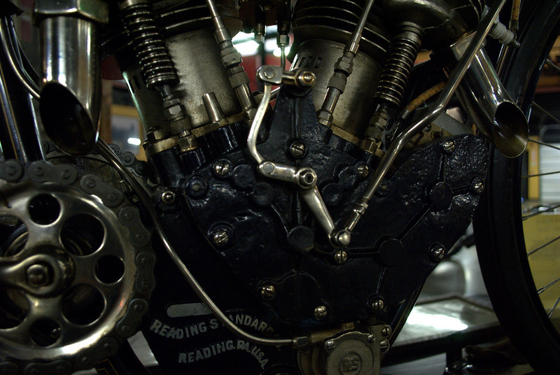 a most beautiful engine: the Reading Standard