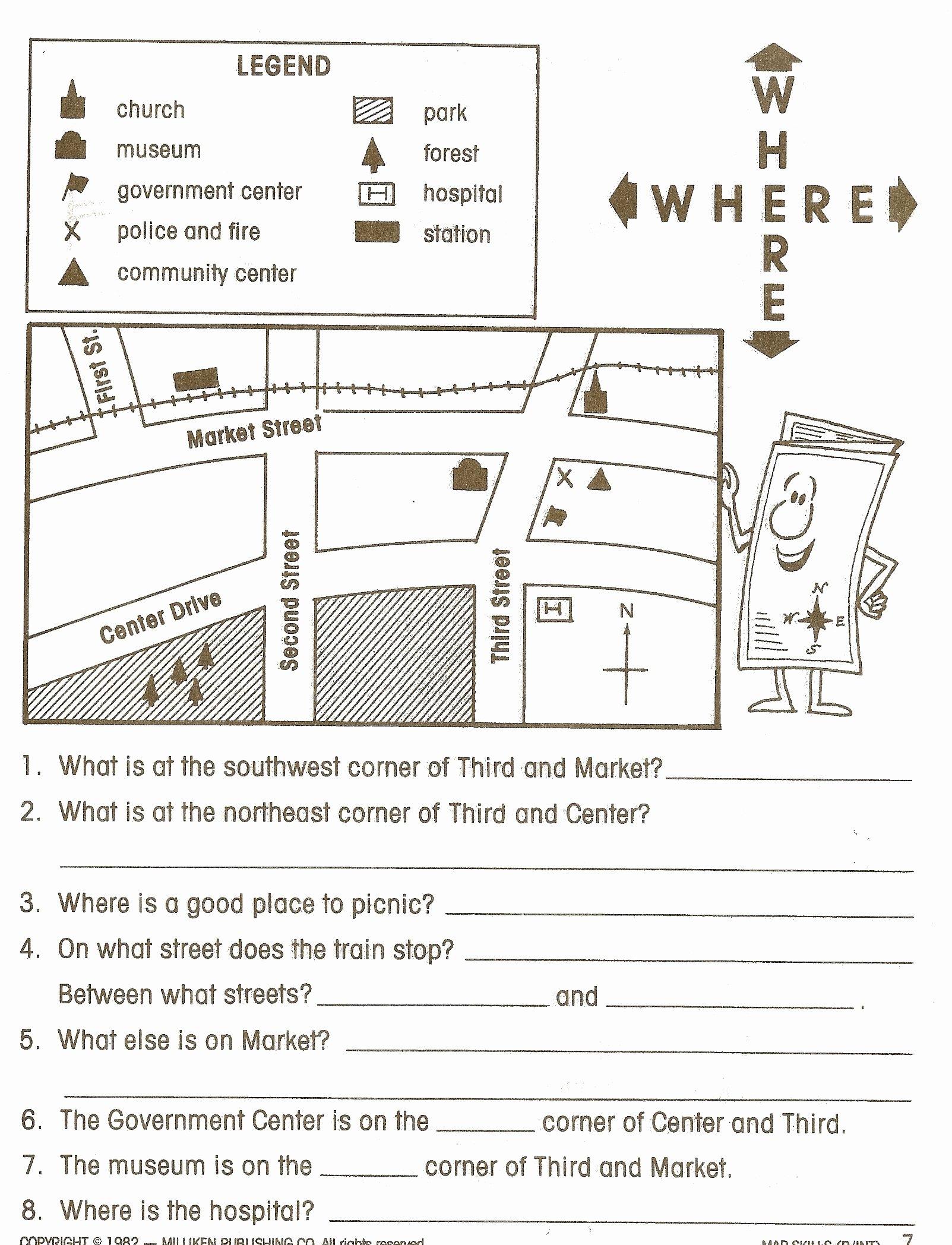 50 3rd Grade Social Stu S Worksheet