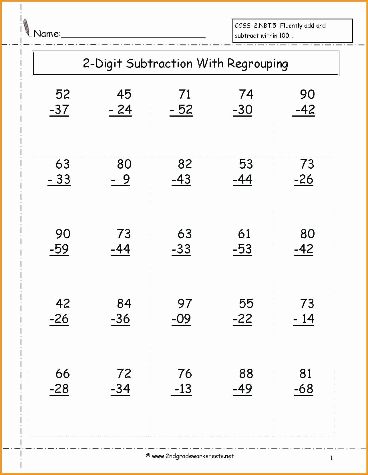 50 Algebra 2 Worksheet