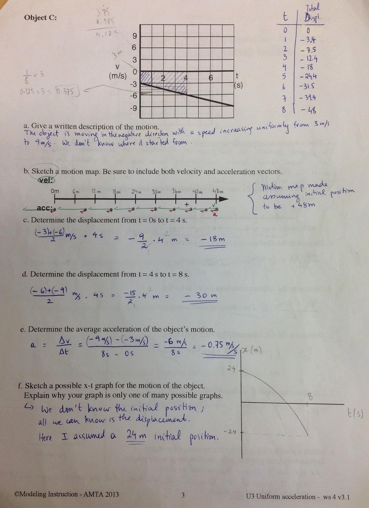 50 Interpreting Graphs Worksheet Answers